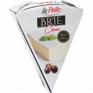 Сыр мягкий «Brie Natural» с плесенью 58%, 200 г.