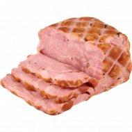 Свинина « Закусочная фирменная» копчено-вареная, 1 кг., фасовка 0.5-0.7 кг