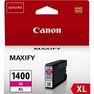 Картридж «Canon» PGI-1400 XL M 9203B001.