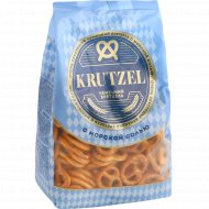 Крендельки «Krutzel» немецкий бретцель с солью, 250 г.