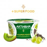 Биойогурт «Активиа» super food 2.2%, 140 г