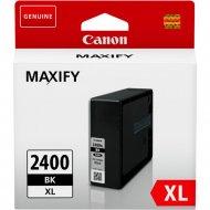 Картридж «Canon» PGI-2400XLBK, черный, 9257B