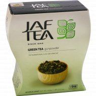 Чай зелёный «Jaf Tea» Green Tea Gunpowder, 100 г.