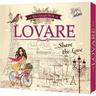Набор чая «Lovare» 12 видов, 60х1.8 г