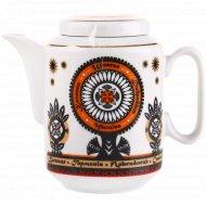 Чайник «Комфорт Каханне» фарфоровый, 500 мл.