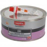 Шпатлёвка «Novol» Uni, 1103, универсальная, 1 кг