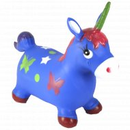 Детская надувная лошадка.
