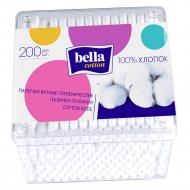 Палочки ватные «Bella cotton» 200 шт.