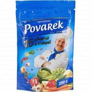 Приправа универсальная «Povarek» 15 овощей и специй 200 г.