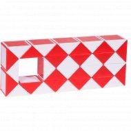 Игрушка кубик-рубика «Змейка с окном».