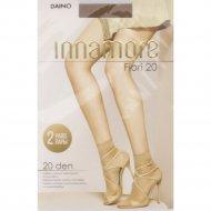 Носки женские «Fiori» 20 den.