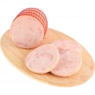 Рулет из мяса птицы «Деликатесный» копчено-вареный, 500 г.