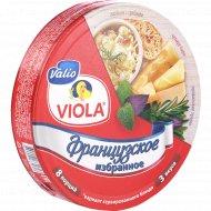 Сыр плавленый «Viola» французское, 45%, 130 г