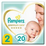 Подгузники «Pampers» Premium Care, 4-8 кг, размер 2, 20 шт.