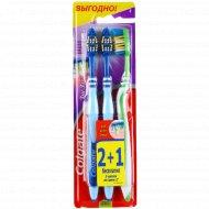 Зубная щётка «Colgate» ЗигЗаг 2 + 1 шт.