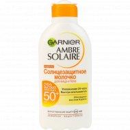 Молочко солнцезащитное «Garnier» для лица и тела, 200 мл.