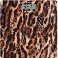 Весы напольные «Scarlett» SC-BS33E010.