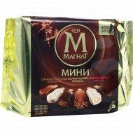 Мороженое «Магнат» мини, мультипак, 6 шт.