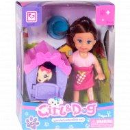 Кукла «Элис с собакой» 1501997-K899-20.