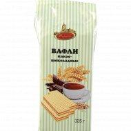 Вафли «Какао-шоколадные» 325 г.