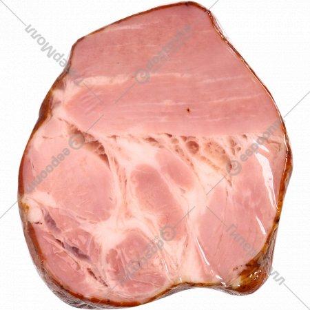 Продукт из свинины «Карковка сочная» копчено-вареный, 1 кг., фасовка 0.3-0.35 кг