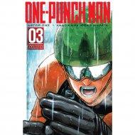 «One-Punch Man. Книга 3» ONE, художник Юскэ М.