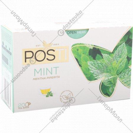 Чай «Posti» мята по 2 гр х 20 пакетов.