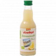 Сок лимонный «Voelkel» 200 мл.