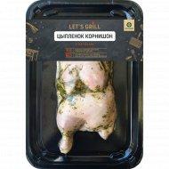 Полуфабрикат «Цыпленок корнишон» в маринаде, охлажденный, 1 кг., фасовка 0.4-0.6 кг