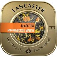Чай черный «Lankaster» с ароматом манго, 75 г.