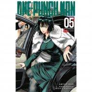 «One-Punch Man. Книга 5» ONE, художник Юскэ М.