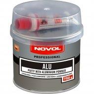 Шпатлёвка «Novol» Alu, 1162, 0.75 кг