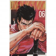 «One-Punch Man. Книга 6» ONE, художник Юскэ М.