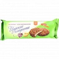 Печенье глазированное «Царские сладости» со вкусом карамели, 175 г.