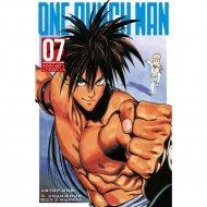 «One-Punch Man. Книга 7» ONE, художник Юскэ М.