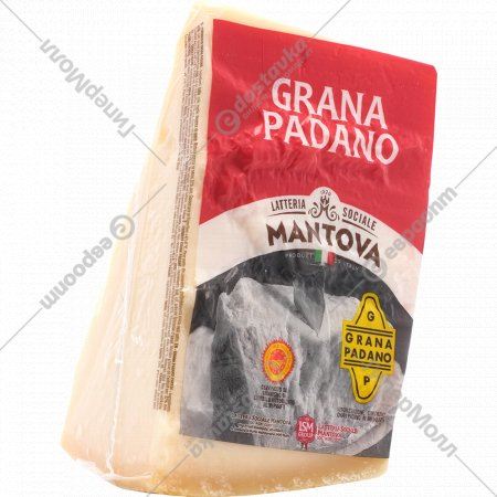 Сыр «Grana Padano» 32%, 1 кг., фасовка 0.15-0.25 кг