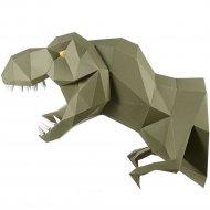 Набор для творчества «Голова трофейная» динозавр Завр, васаби