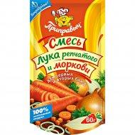 Приправа «Приправыч» смесь лука и моркови, 60 г.