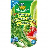 Приправа «Приправыч» букет весенней зелени и овощей, 60 г.