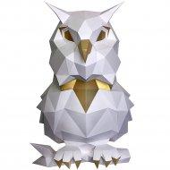 Набор для творчества «Трофей» сова Пухля, белый
