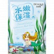 Омолаживающая маска «BioAqua» Natural Extract, 30 г.