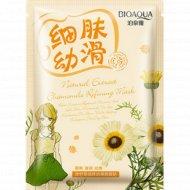 Очищающая маска с экстрактом ромашки «BioAqua» Natural Extract, 30 г.