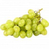 Виноград зеленый «Премиум» 1 кг, фасовка 0.6-0.8 кг