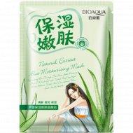 Успокаивающая маска с экстрактом алоэ «BioAqua» Natural Extract, 30 г.
