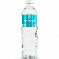 Вода питьевая «Минская» негазированная 1 л