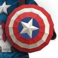 Набор для творчеств «Трофей» щит Капитан Америка