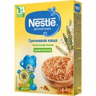 Каша «Nestle» гречневая, безмолочная, гиппоалергенная, 200 г