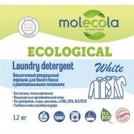 Стиральный порошок «Molecola» бля белого белья, 1.2 кг.