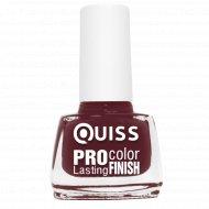 Лак для ногтей «Quiss» Pro Color, 005, 6 мл.