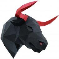 Набор для творчества «Декор на стену» бык Алёша, черный